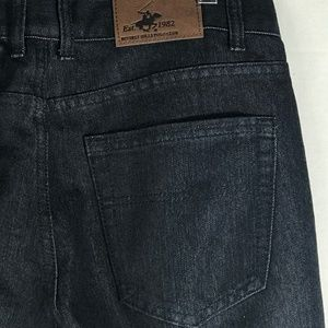 Beverly Hills Polo Club Relaxed Straight leg Jeans